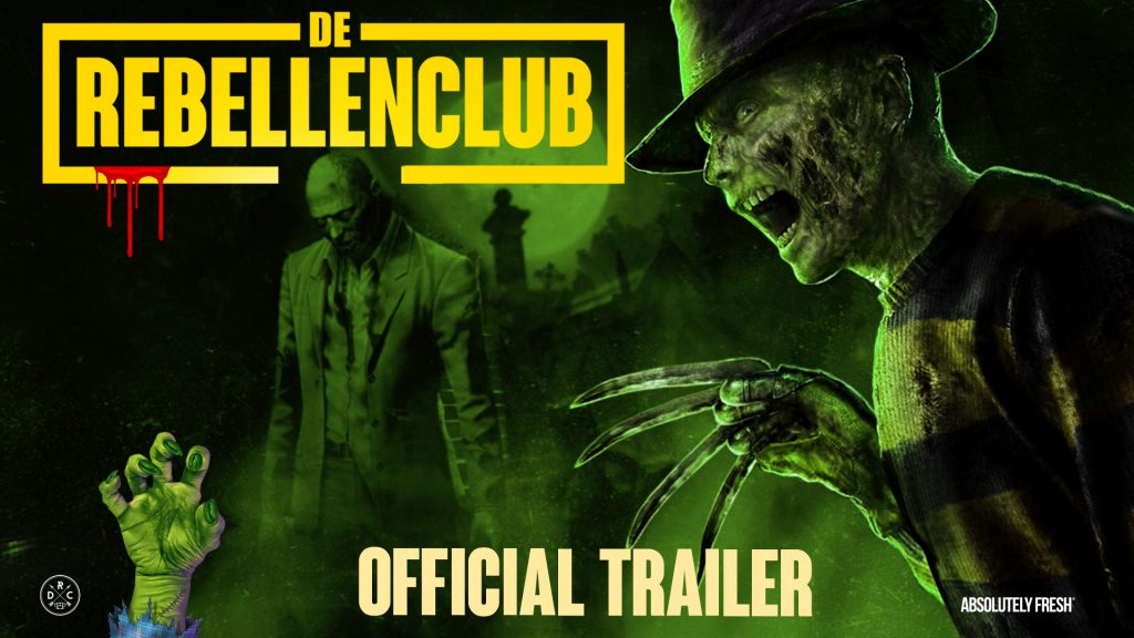 Official Trailer, De Rebellenclub – Halloween
